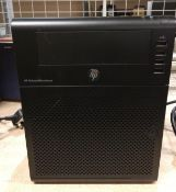 An HP Proliant Micro Server serial no.