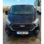 ON INSTRUCTIONS RE: A LIQUIDATION - FORD TRANSIT CUSTOM 300 LIMITED 2.