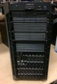 A Dell EMC Power Edge T440 server type E305002 complete with power lead (advised supplied new 2018)