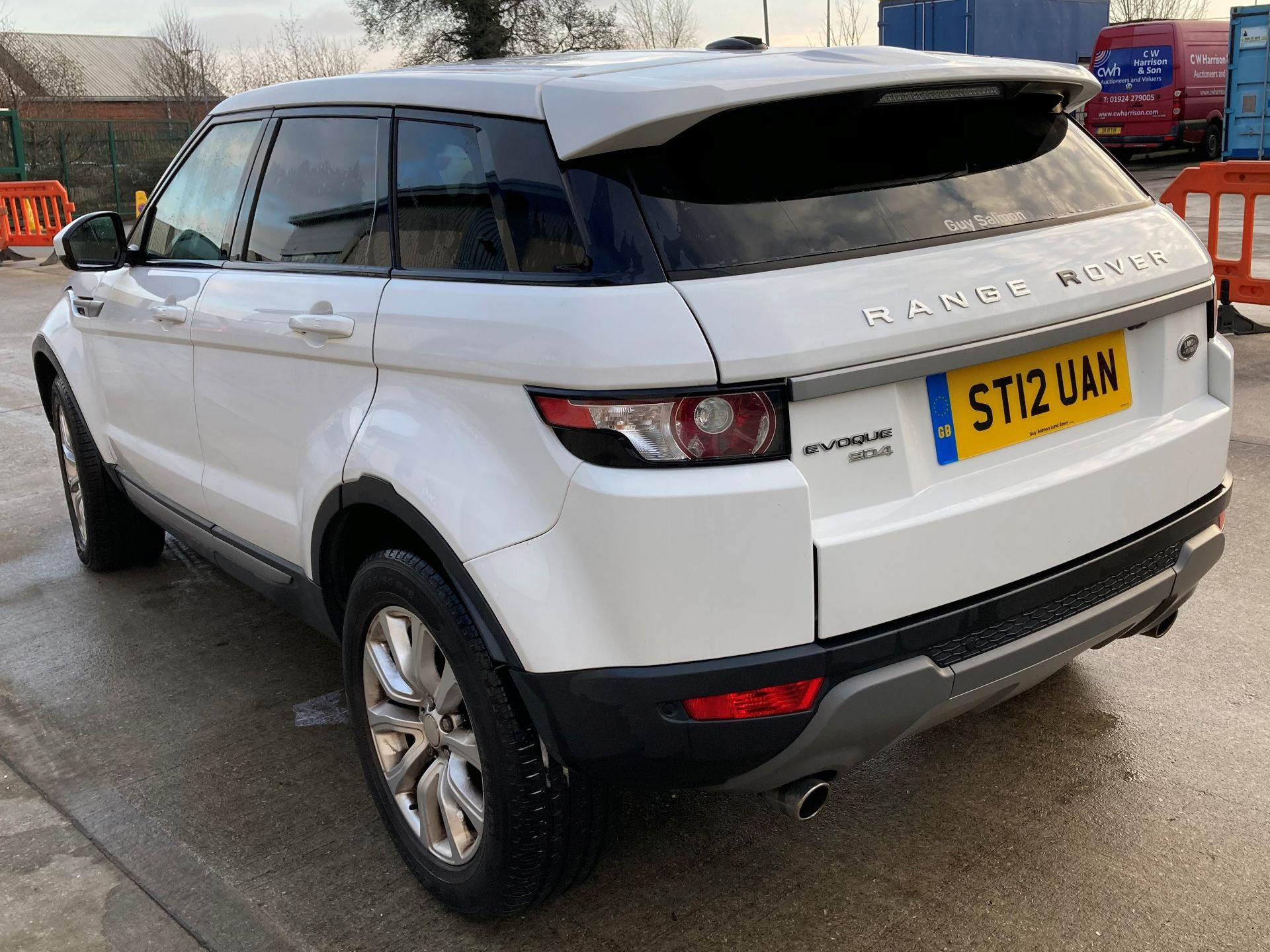 ON INSTRUCTIONS RE: A DECEASED ESTATE - LANDROVER RANGE ROVER EVOQUE PURE T 2. - Image 3 of 22