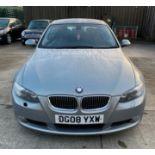BMW 330I SE AUTO - Green - Petrol Reg No: DG08 YXW First Reg: 15.04.