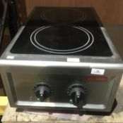 A NAYATI table top electric ceran cooker model NECC 4-60AM - 2 ring,