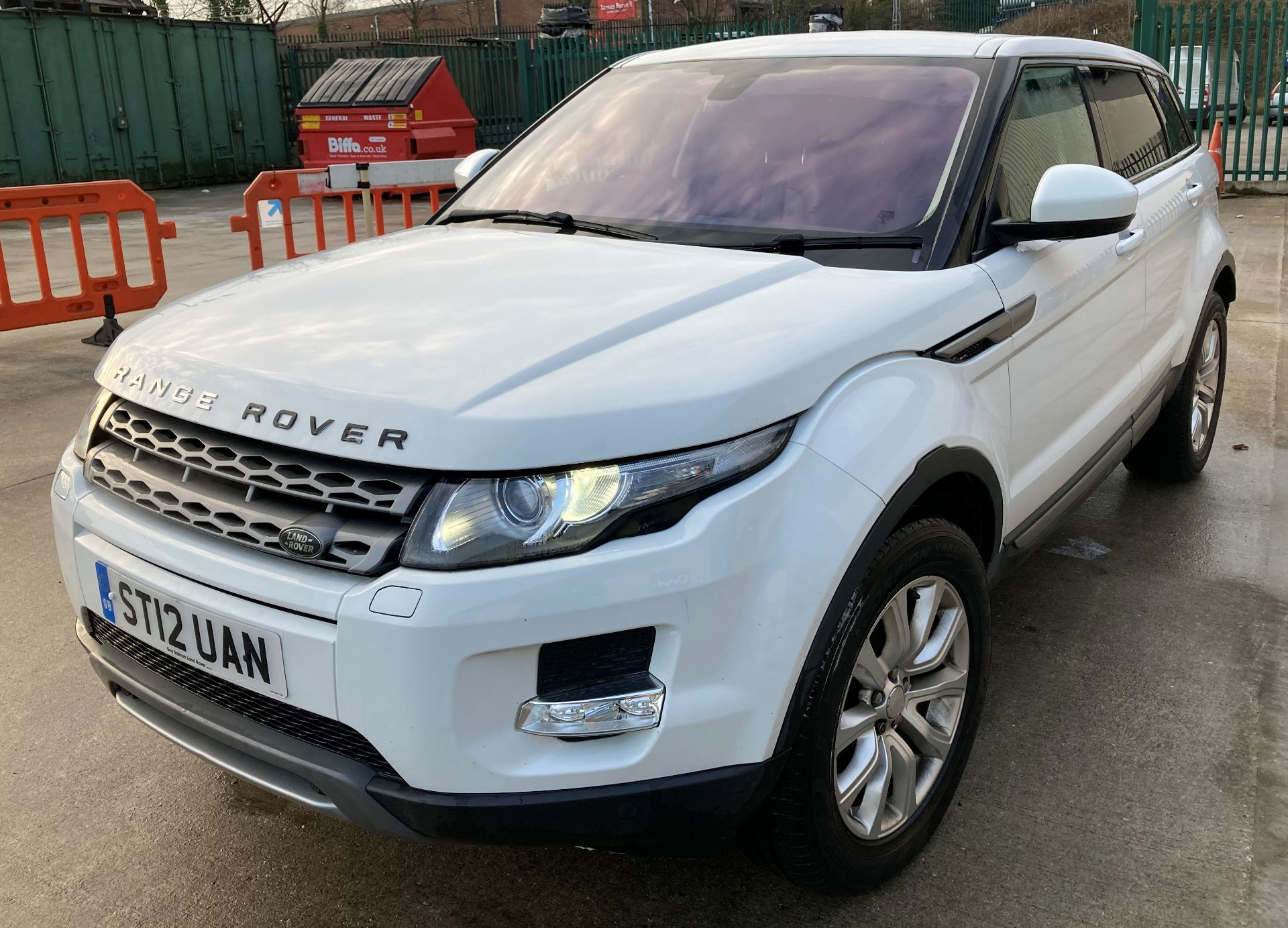 ON INSTRUCTIONS RE: A DECEASED ESTATE - LANDROVER RANGE ROVER EVOQUE PURE T 2. - Image 2 of 22