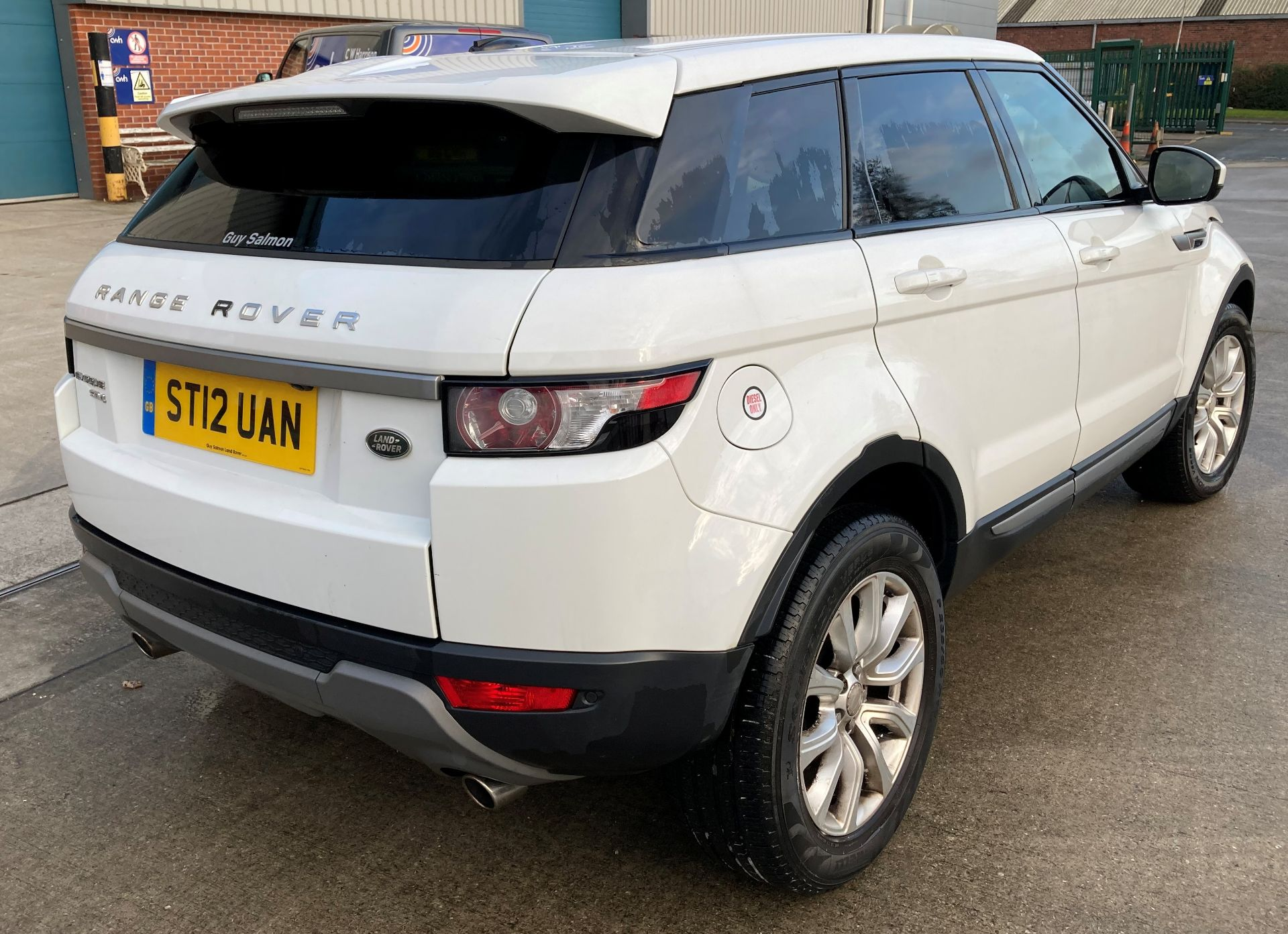 ON INSTRUCTIONS RE: A DECEASED ESTATE - LANDROVER RANGE ROVER EVOQUE PURE T 2. - Image 4 of 22