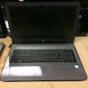 An HP 250 G5 Notebook computer serial no.