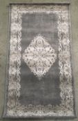 Three rugs - A Paco Home Therresa THE 020 grey rug - 80cm x 150cm,
