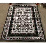 Tapiso Dream rug, grey,