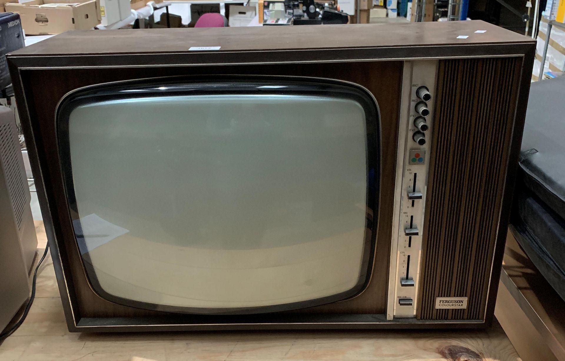 "A Ferguson Colour Star model no: 3713 20"" vintage TV - Image 2 of 2"