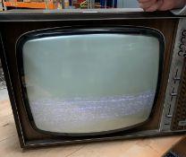 "A Ferguson Colour Star model no: 3713 20"" vintage TV"