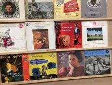 Twenty Nine assorted LPs - operatic and classical - Bizet, Dvorak, Glyndebourne Festival Opera,