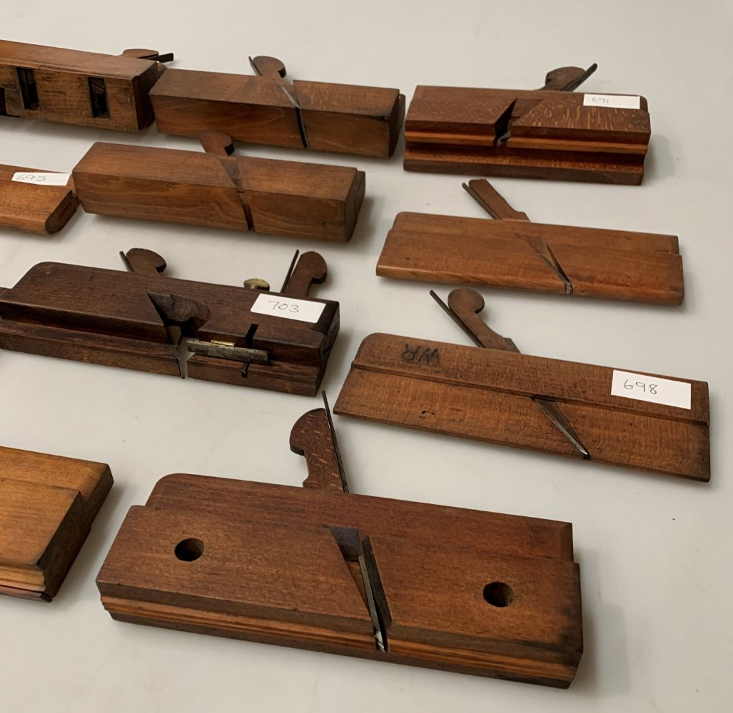Music, Woodworking Tools and Collectors Items