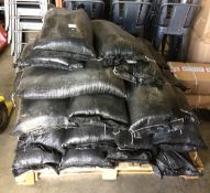 Contents to pallet - 32 sandbags