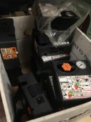 Contents to box - 12 x emergency compressors/cigarette lighter compressors
