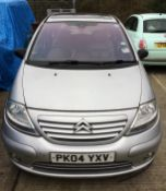 FROM A DECEASED ESTATE - CITROEN C3 HDi EXCLUSIVE 1.