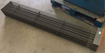 An Ex Heat overhead heater type 3000, serial number 165239N - 3 phase,