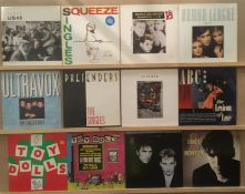12 New Wave LPs, Toy Dolls (2), Orchestral Manoeuvres in the Dark,