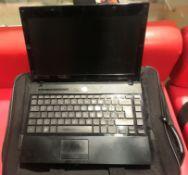 An HP Probook 4310S laptop computer CPU 2.