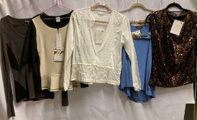 5 x ladies tops by Marie Mero, Vero Moda,