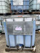 Contents to 1000kg IBC - Blue Anti Bacterial Handwash - John Drury & Co.