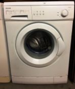 A Celcus CWM1206 automatic washing machine