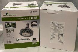 4 x Light Efficient Design LED-8132-CW-E
