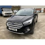 FORD KUGA TITANIUM EDITION 2.