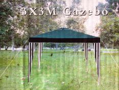 3m x 3m gazebo by Argos