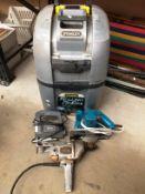 Black & Decker DN227 circular saw - 240v, a 400w jigsaw 240v,