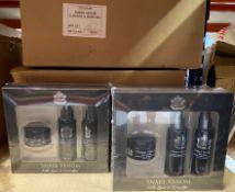 14 x Cougar Luxury Snake Venom 3 Piece Skin Care Sets - Day moisturiser,
