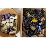 Contents to 2 large boxes - Snail Slime Face Masks, Quinoa & Kale Face Masks,