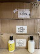 83 x 200ml bottles of Cougar moisturiser - 27 x 200ml bottles of Cougar Bee Venom Body Cream and 56