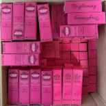 Approximately 240 x boxes of assorted Cougar 50ml Dragons Fruit & Hyaluronic Acid Day Moisturiser