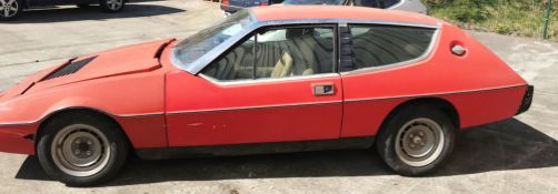 BARN FIND - IN NEED OF TOTAL RESTORATION LOTUS ELITE TWO DOOR SALOON (1973cc) - AUTOMATIC - petrol