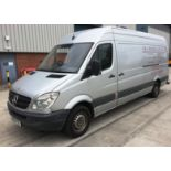 ON INSTRUCTIONS OF A RETAINED CLIENT MERCEDES SPRINTER (2148cc) 311 CDi LWB PANEL VAN - revenue