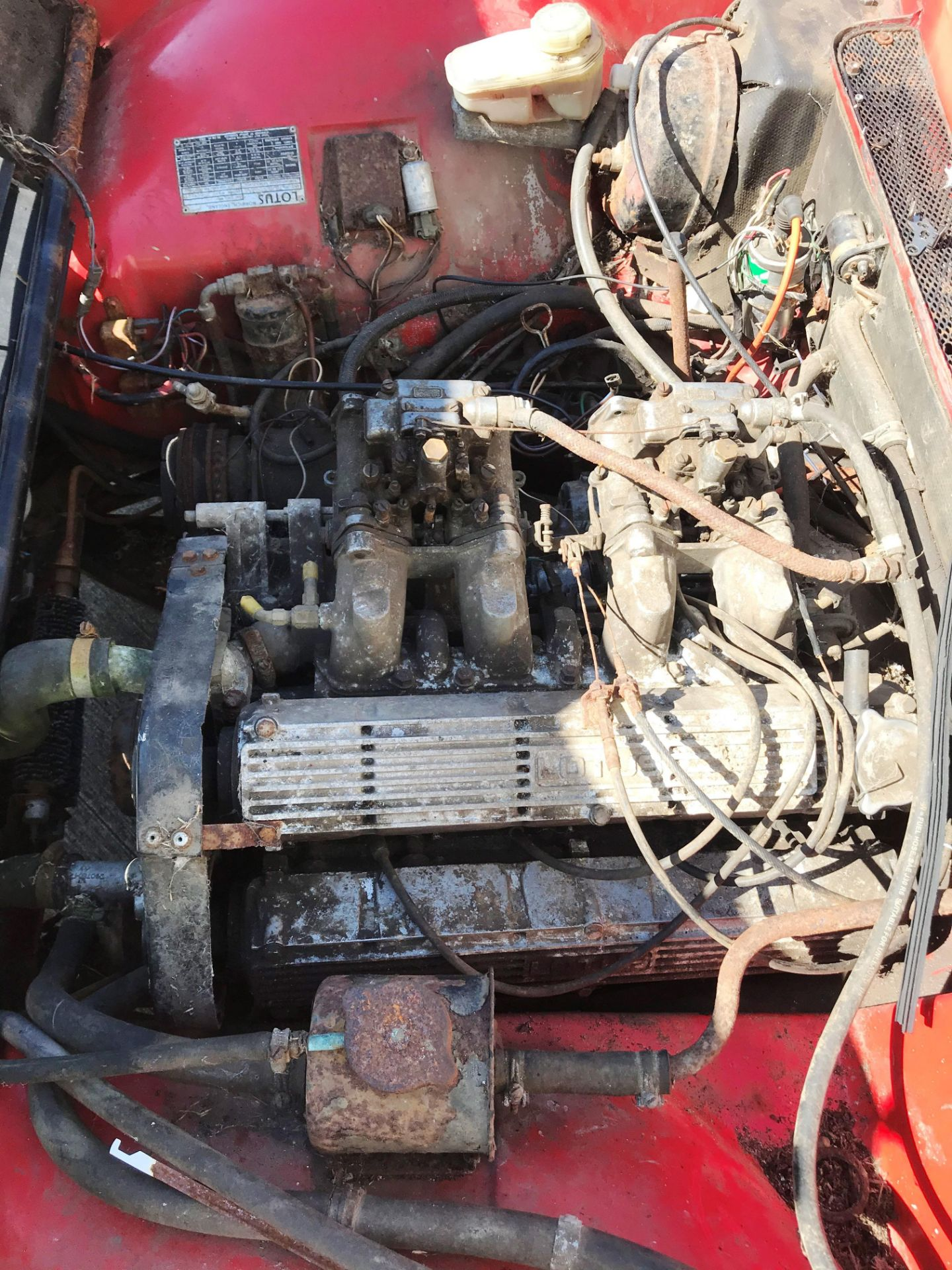 BARN FIND - IN NEED OF TOTAL RESTORATION LOTUS ELITE TWO DOOR SALOON (1973cc) - AUTOMATIC - petrol - Image 7 of 14