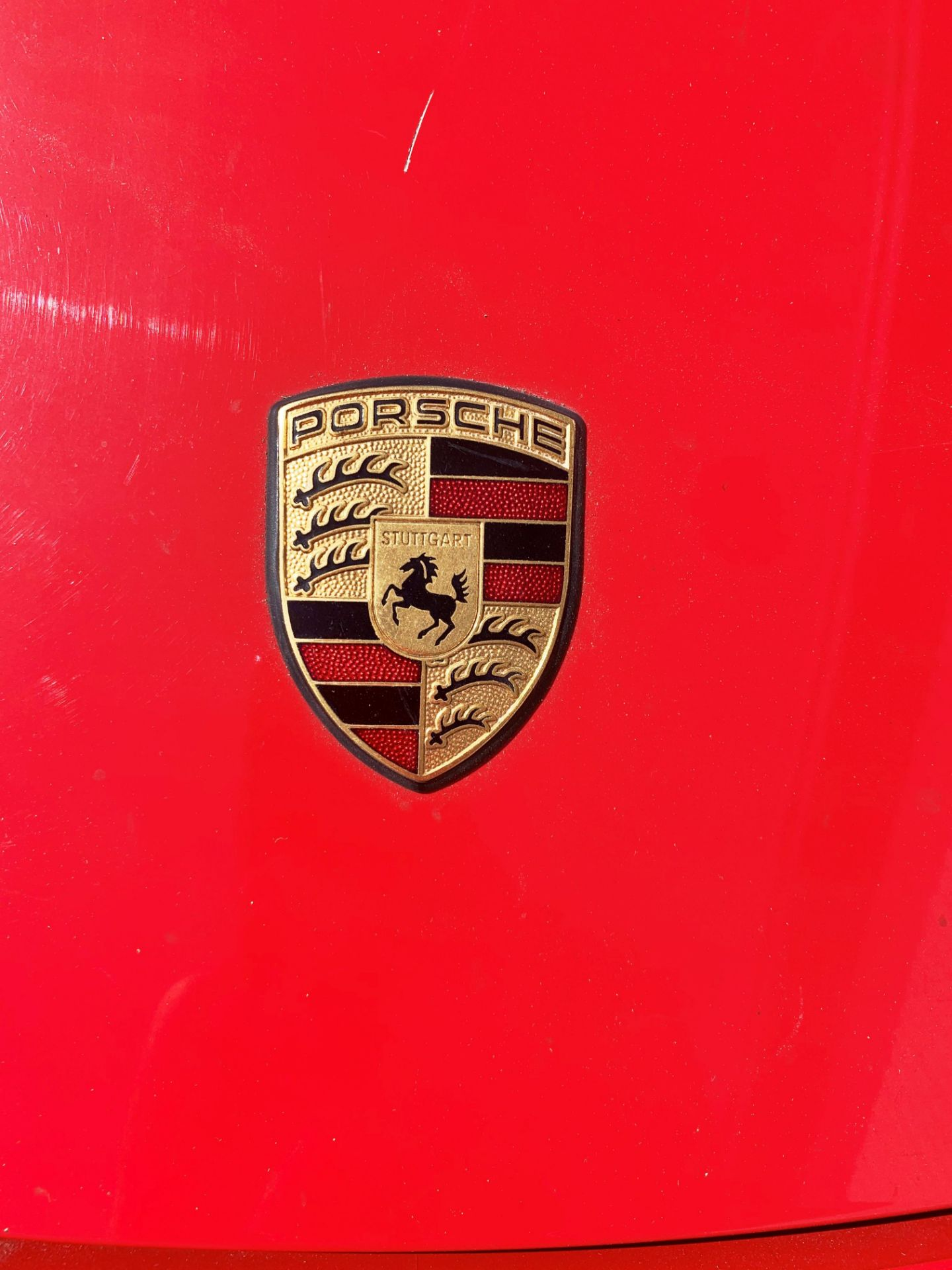 From a deceased estate: PORSCHE BOXSTER 2.5 CONVERTIBLE - Image 20 of 25