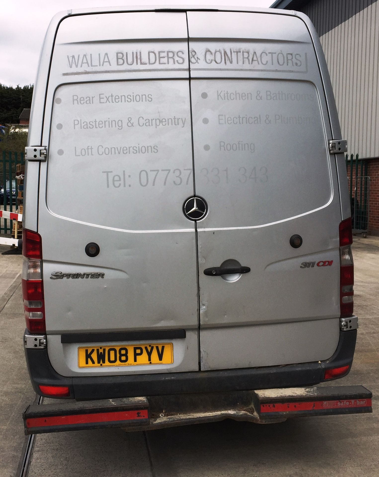 ON INSTRUCTIONS OF A RETAINED CLIENT MERCEDES SPRINTER (2148cc) 311 CDi LWB PANEL VAN - revenue - Image 4 of 12
