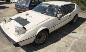 BARN FIND - IN NEED OF TOTAL RESTORATION AND FROM THE SAME BARN AS LOT 7 LOTUS ELITE TWO DOOR