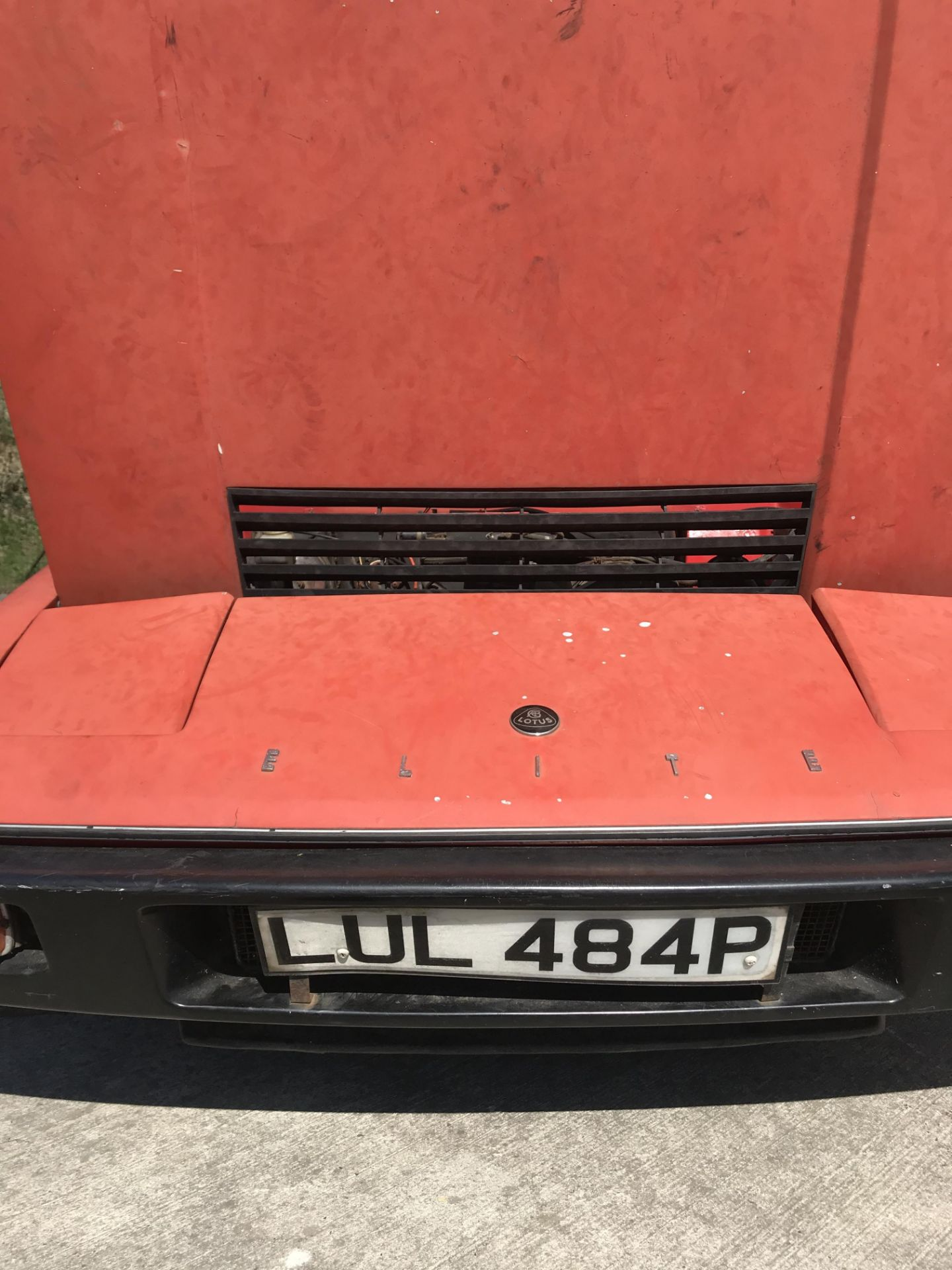 BARN FIND - IN NEED OF TOTAL RESTORATION LOTUS ELITE TWO DOOR SALOON (1973cc) - AUTOMATIC - petrol - Image 4 of 14