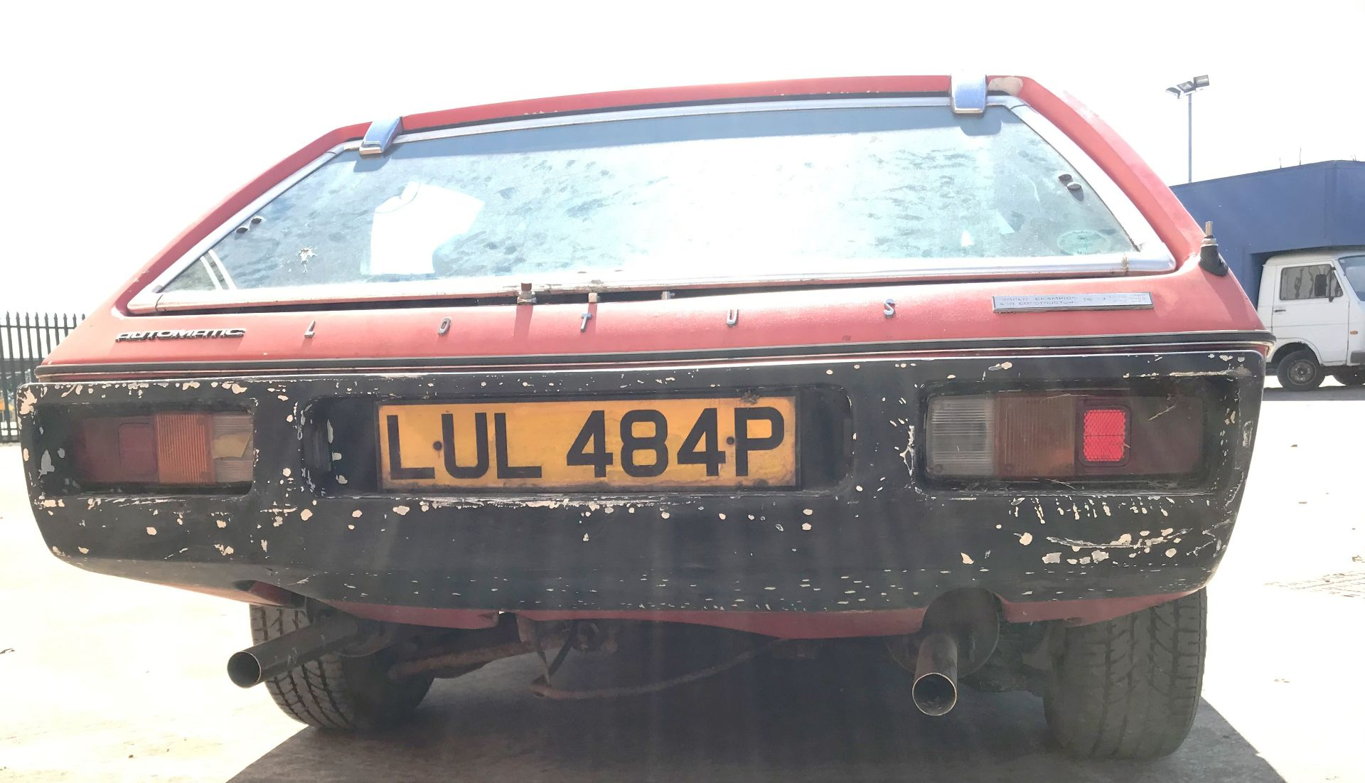 BARN FIND - IN NEED OF TOTAL RESTORATION LOTUS ELITE TWO DOOR SALOON (1973cc) - AUTOMATIC - petrol - Image 12 of 14
