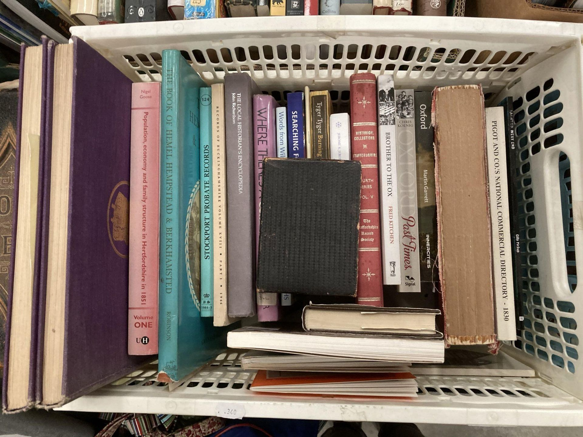 Contents to four boxes - books including Ormiston 'Van Gogh Masterworks' Taschen 'The Most - Image 2 of 5