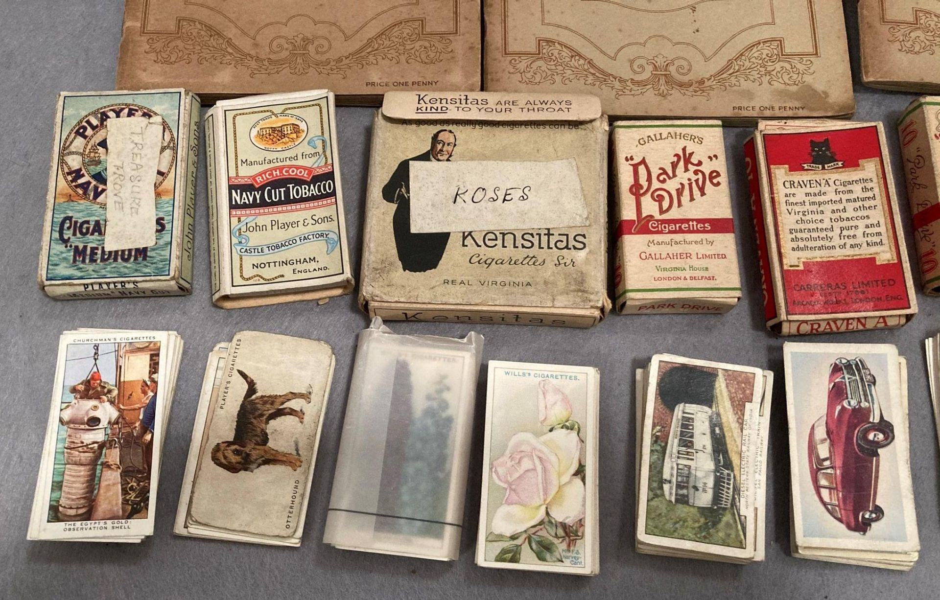 Eleven small Wills cigarette picture card albums containing Players 'Wild Birds', - Image 3 of 7