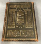 The Holy Bible illustrated with more than 900 engravings published by Cassell,