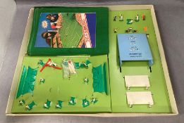 Subbuteo Table Cricket/Test Match Edition table game complete with original boxes,