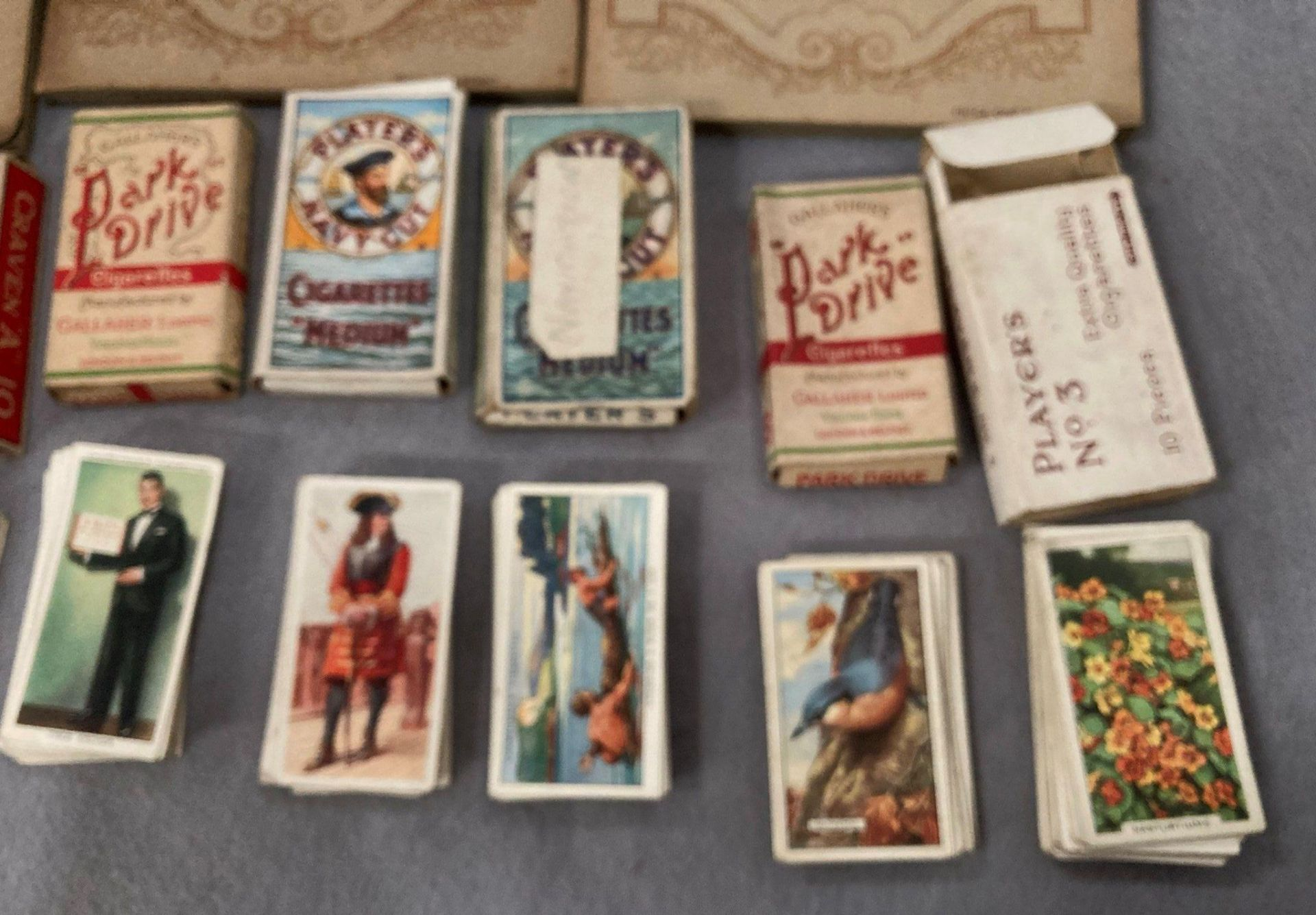 Eleven small Wills cigarette picture card albums containing Players 'Wild Birds', - Image 2 of 7