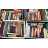 Contents to four boxes - books including Ormiston 'Van Gogh Masterworks' Taschen 'The Most