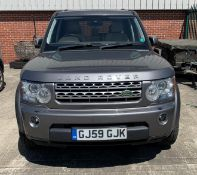 LANDROVER DISCOVERY 3.