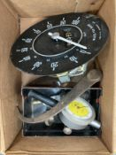 A speedometer for an Austin Metro *Please note the final purchase price is subject to 15%+VAT