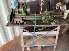 "9"" South Bend Workshop lathe model A No."