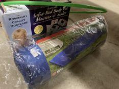Rocktrail self inflating insulating pad,